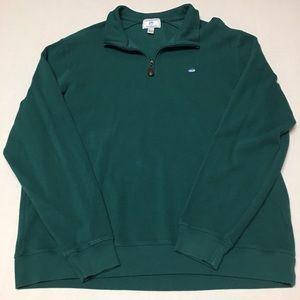 Southern Tide skip jack pullover 1/4 zip sweater